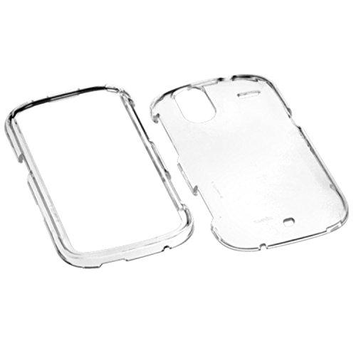 Mybat HTCAMAZE4GHPCTR001NP Durable Transparent Case for H...