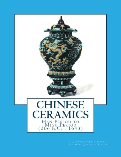 - Chinese Ceramics: Han Period to Ming Period (206 B.C. - 1643)