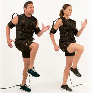 Gymform Chaleco electroestimulador Fitness Trainer