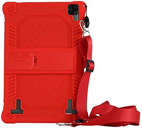 RLTech Coque pour Allmeida 10 Noir Silicone Antichoc L/éger Housse de Protection avec Support Stand pour Allmeida 10//Allmeida K6 10//DUODUOGO 10.1//GOODTEL G2 10//YOTOPT 10//ZONMAI 805GX