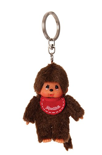 Monchhichi Keychain (Sold Individually - Styles Vary)