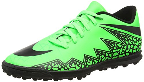 39 Strike Phade 's NIKE Verde Boots EU Football Men Green Black TF II Hypervenom xCv7v