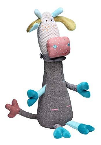 Brinquedo de Pelúcia Girafa, Storki, Cinza