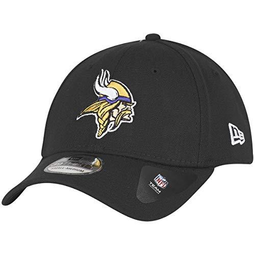 こだわりバンドル滅多ニューエラ (New Era) 39サーティ 伸縮性 キャップ - NFL ミネソタ?ヴァイキングス (Minnesota Vikings) ブラック