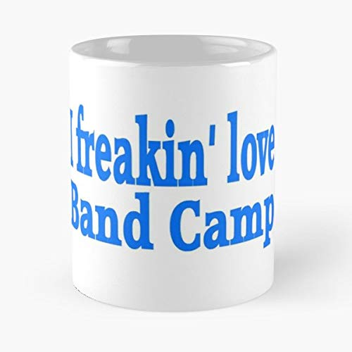 Band Music Instrument Sound - Coffee Mug-11 Oz,white Unique Birthday Gift-the Best Gift For - Tuba Bass Tenor