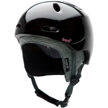 bern Berkeley ski snowboard helmet with removable knitt / hat NEW XS, Outdoor Stuffs