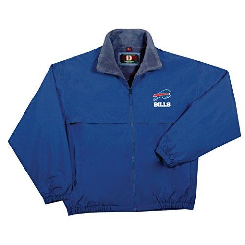 NFL Buffalo Bills Boys Triumph Fleece Lined Mid Weight Jacket,