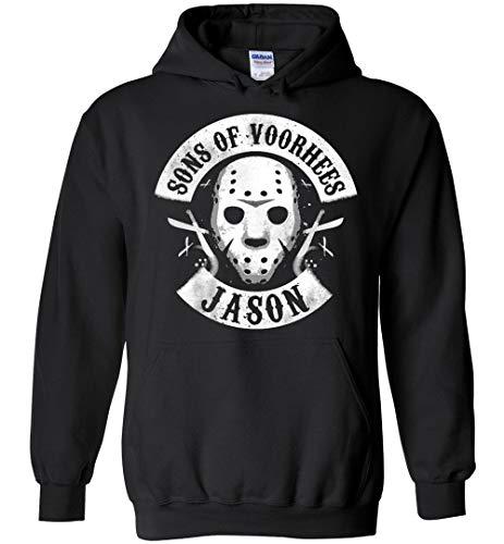 Halloween Jasons Shirt Jason Sons of Voorhees Hoodie -