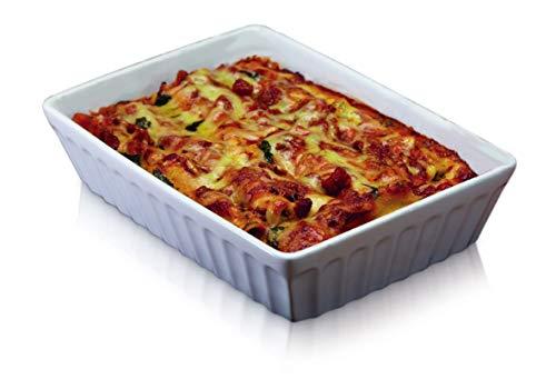 Kitchen Craft Italian Collection Lasagne Baking Dish, 30cm (Italian Baking Dish)