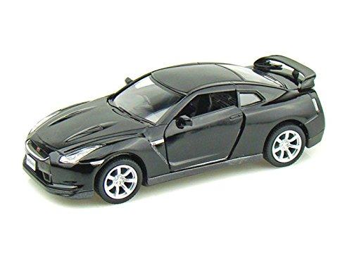 Collectable Diecast 2009 Nissan GT-R R35 1 36 schwarz B003ZWIXWM Miniaturmodelle Clever und praktisch | Günstig