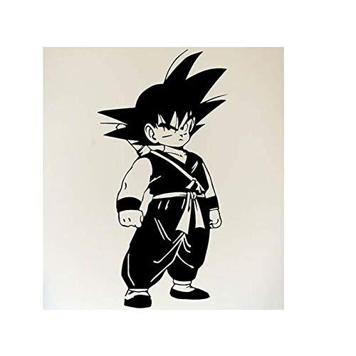 haninj Anime japonés Dragon Ball Goku historieta cómica tatuajes ...