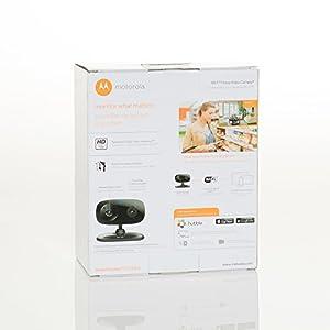 Motorola Home Motorola FOCUS66 Wi-Fi HD Home Monitoring Camera