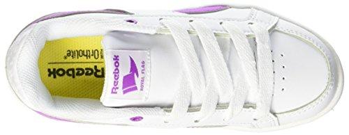 blanco Violet Deporte 000 De Zapatillas Blanco vicious Para Prime Reebok Royal white Mujer pTqwxq6HU