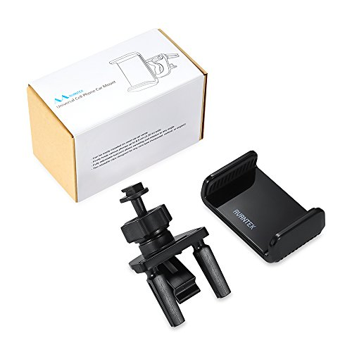 AVANTEK Cell Phone Holder for Car, Universal Air Vent Mount Cradle, Fits iPhone/Samsung Galaxy/Google Nexus/LG/Huawei/Sony and More by AVANTEK (Image #6)
