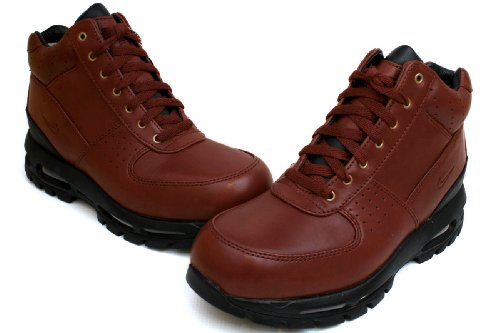 Amazon.com | Nike Air Max Goadome ACG Mens Boots 865031-204 Oxen Brown 9 M  US | Boots