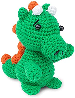 Gründl Amigurumi Kit I de Ganchillo, Algodón, Multicolor, 19.50x18x2.6 cm: Amazon.es: Hogar