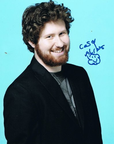 CASEY ABRAMS - American Idol AUTOGRAPH Signed 8x10 Photo