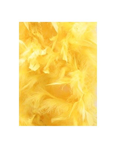 yellow-6-foot-60-gram-feather-boa