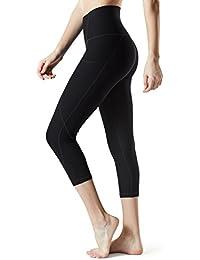 Yoga Pants High-Waist Tummy Control w Hidden Pocket FYC32/FYC34/FYC36/FYP32