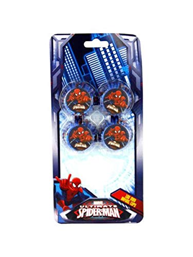 100-Count Spider-Man Mini Cupcake Liners- Set of 24 by bulk buys