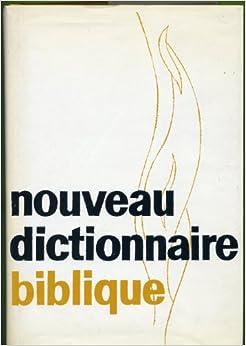 DICTIONNAIRE BIBLIOROM TÉLÉCHARGER