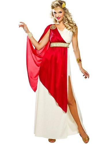 Lady Caesar Adult Costume