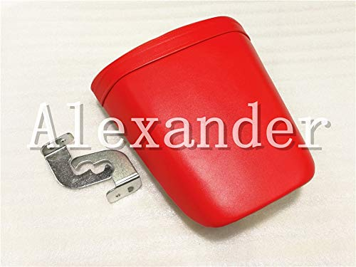 WALKER TRENT - red Rear Seat Cover Cowl Solo Seat Cowl Rear For Honda CBR 600 F4I CBR600 f4i 2001 2002 2003 2004 2005 2006 2007 CBR600F4I (2002 Honda Cbr 600 F4i Rear Seat Cowl)