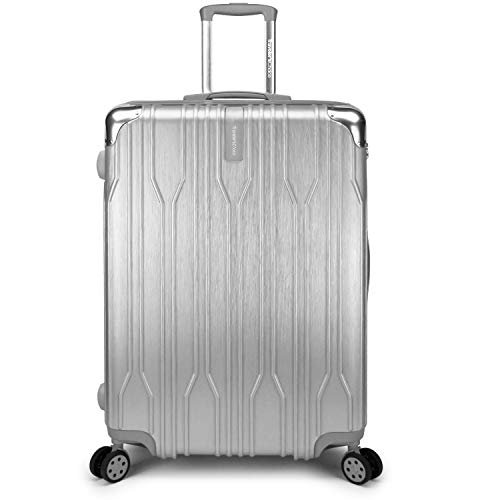 Traveler s Choice Bell Weather Expandable 28 Spinner Luggage