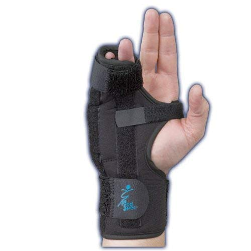 Med Spec Boxer Splint, Medium Right