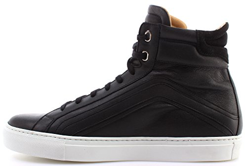 Ampton Man Belstaff Alte Scarpe High Uomo Nere Black 77800215 Sneakers 4qpKSXwR