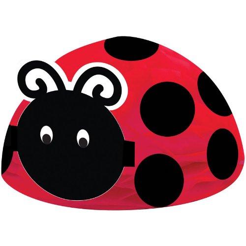 Creative Converting Ladybug Fancy Centerpiece
