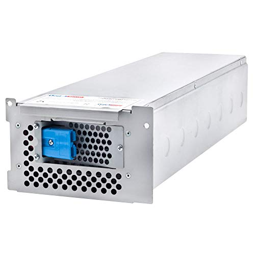 SUA3000RMXL3U - UPSBatteryCenter Compatible Replacement Battery Pack for APC Smart UPS XL 3000VA RM 3U ()
