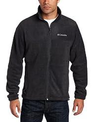 Columbia Men\'s Steens Mountain Full Zip 2.0 Fleece Jacket, C...