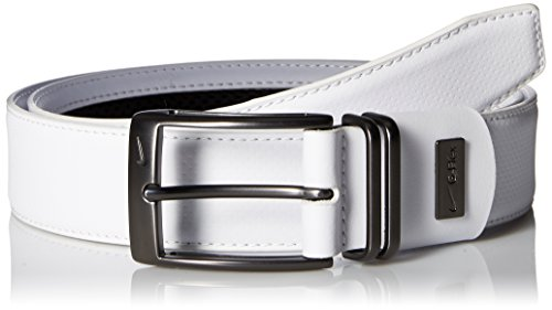 nike-mens-pin-dot-embossed-belt-with-g-flex-white-38