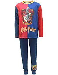 Harry Potter Gryffindor Logo Boys Pajamas