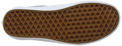 Vans Damen Classic Slip-on Low-top Silber (snake Metallico)