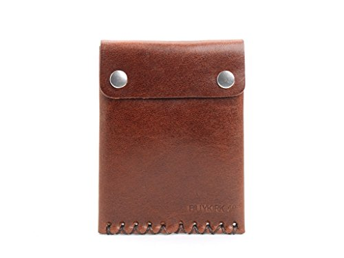 Billykirk No Card with 092 Snaps Case No 092 Card Tan with Case Nickel Billykirk XqUUITw4