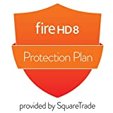 1-Year Protection Plan plus Accident Protection for Fire HD 8 (6th Generation - 2016 release)