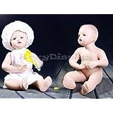(MZ-ANN3) Realistic Child (kid) Mannequin Fleshtone, Fiberglass, sitting down pose by Roxy Display