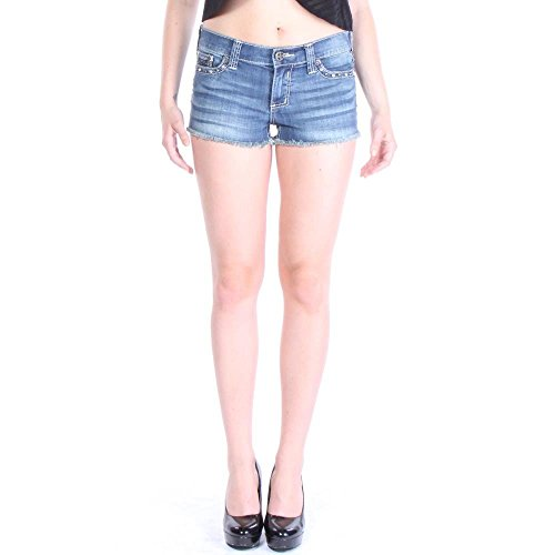 Jodi Vikki Cortos Mujeres Greenville Pantalones Affliction p7Yxq0Y