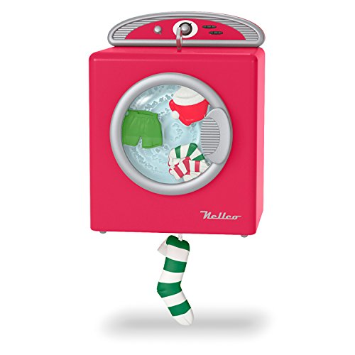 Hallmark Keepsake 2017 Santa's Merry Machine Mini Christmas Ornament - Machine Ornament
