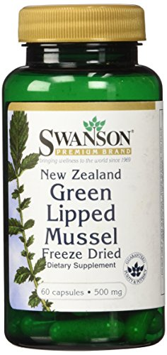 Swanson Zealand Lipped Mussel Freeze