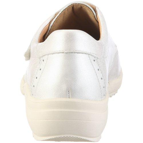 Ganter SENSITIV Katrin 1-207970-6500, Scarpe donna Bianco/Bianco Sporco