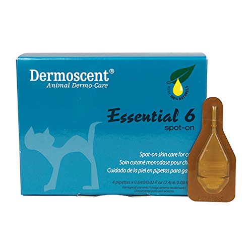 Dermoscent Essential 6 - Cats