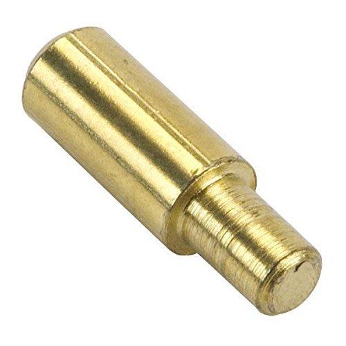 Shelf Supports, Round Brass, 5mm, (20)