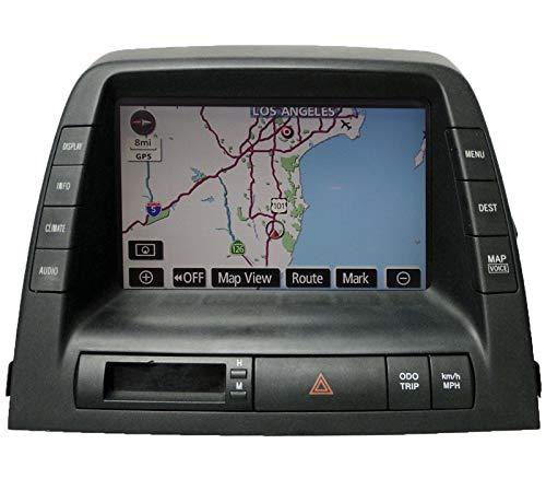 Toyota Prius Hybrid Navigation Radio Dash MFD 2006 2007 2008 2009 86110-47220