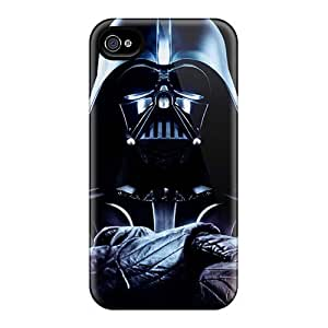 Iphone 4/4s Ypu3234JHMP Support Personal Customs Lifelike Metallica Pictures Excellent Hard Phone Cover -TimeaJoyce