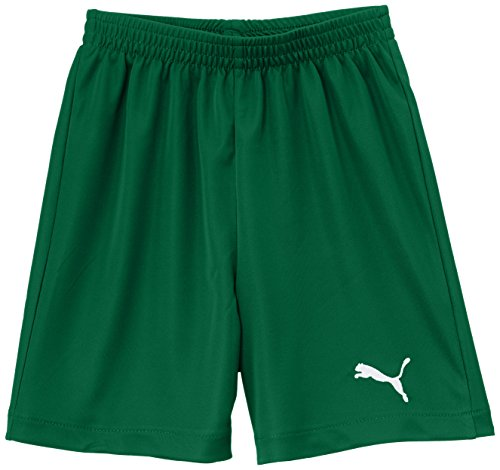 PUMA Kinder Hose Velize Shorts without innerslip, power green, 140, 701945 05