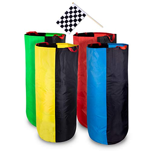 "Spud Racer Potato Sack Race Bags, 32"" x 22"" (Pack of for sale  Delivered anywhere in USA"