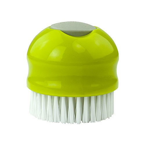 Casabella Veggie Brush Green Cool